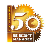 CompuVision wins 50 Best Managed IT Companies in Canada award
