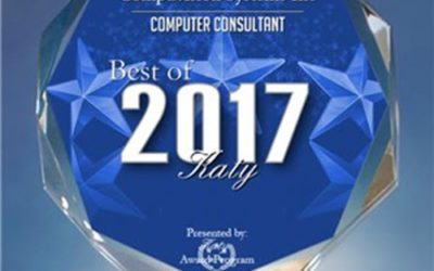 Compuvision Systems Inc Receives 2017 Best of Katy Award