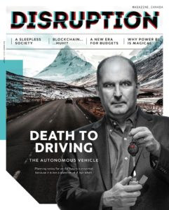 full disruption magazine
