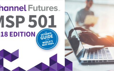 Ranked Among Top 501 Global Managed Service Providers