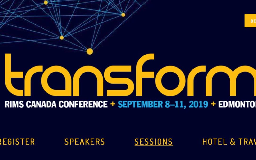 CompuVision CEO Ryan Vestby answers How to Future Proof Your Business at RIMS Canada Conference September 8-11, the second-largest risk management conference in the world.