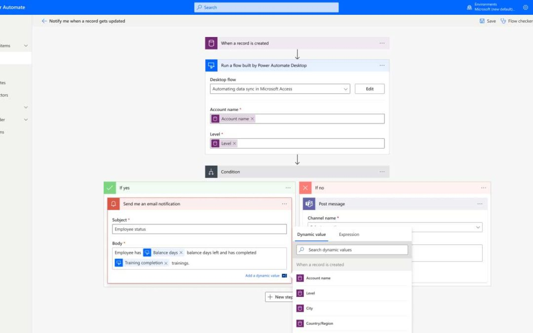 Power Automate Desktop now available free of charge