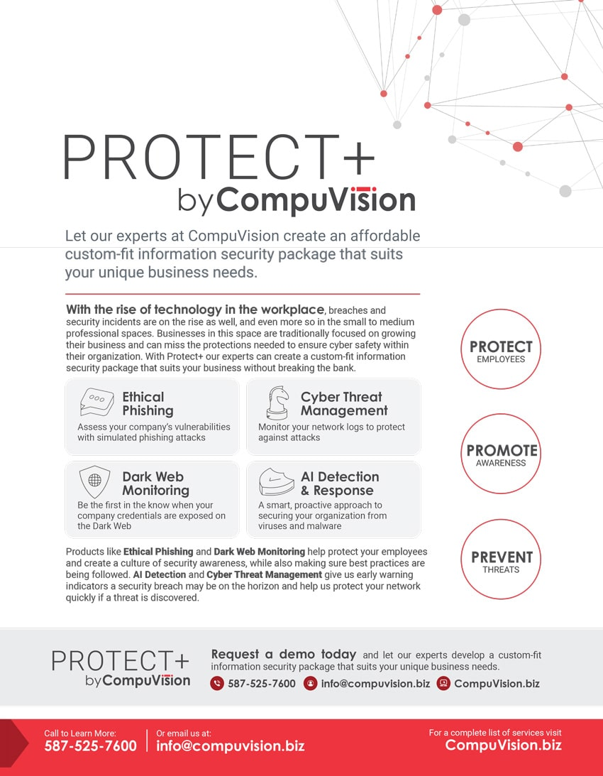 Cyber Security Guide - CompuVision